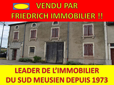 ANCIENNE FERMETTE A RENOVER - VOID VACON