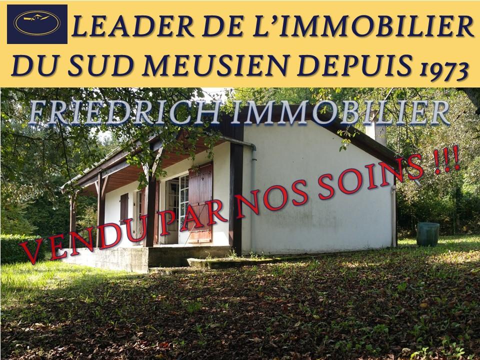 Achat maison a vendre saint mihiel 25 000 45 m for Achat maison 45
