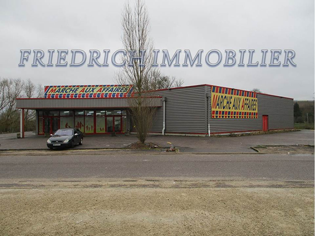 Local commercial à vendre COMMERCY